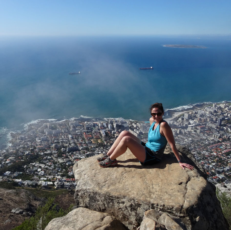 Africa travel experts - Katie Marta