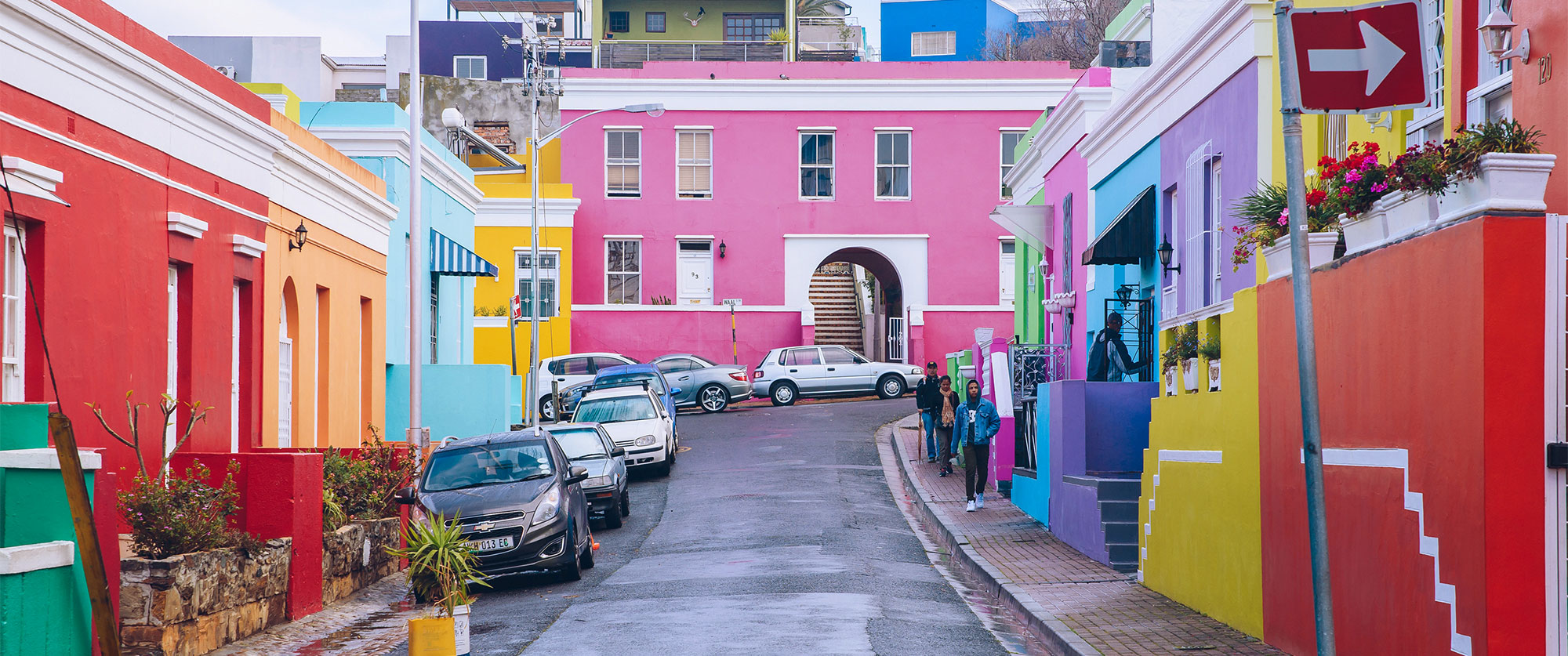 South Africa Vacation - Bo-Kaap Cape Town