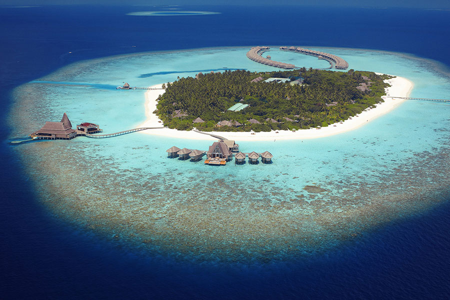 Overwater Bungalow Vacation: Maldives Getaway