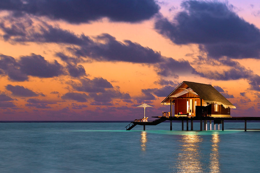 Maldives Vacation Packages Overwater Bungalows Plan Your