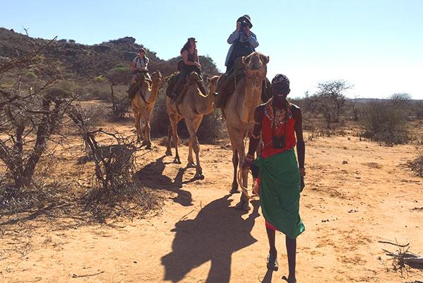 Trip to Africa - Kenya Wildlife Safari - Walking Safari