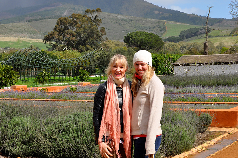 Audra Hazners - Babylonstoren, South Africa Cape Winelands - South Africa Travel Agents