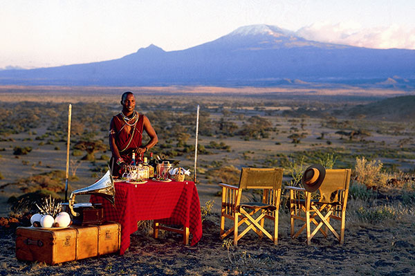 All Inclusive Africa Vacations - Dining