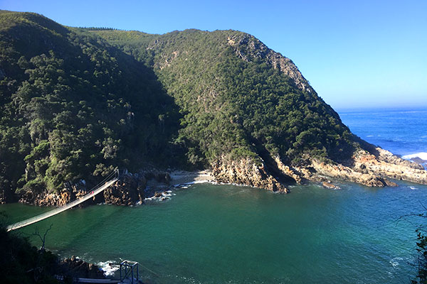South Africa Garden Route - Things to Do - Tsitsikamma Hikes