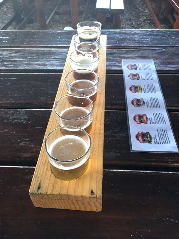 South Africa Garden Route - Things to Do - Knysna Craft Beer