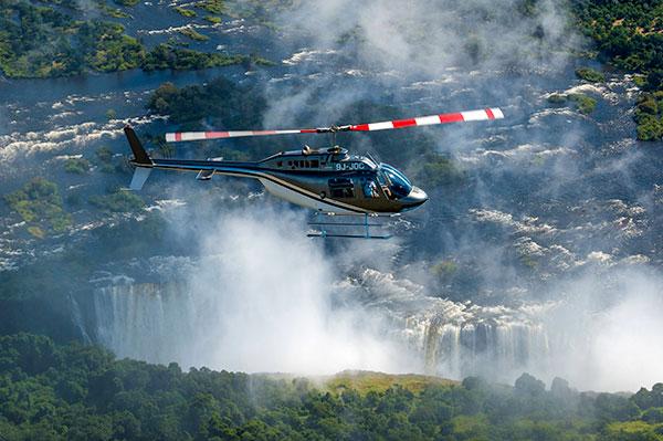 Victoria Falls Safari Adventures