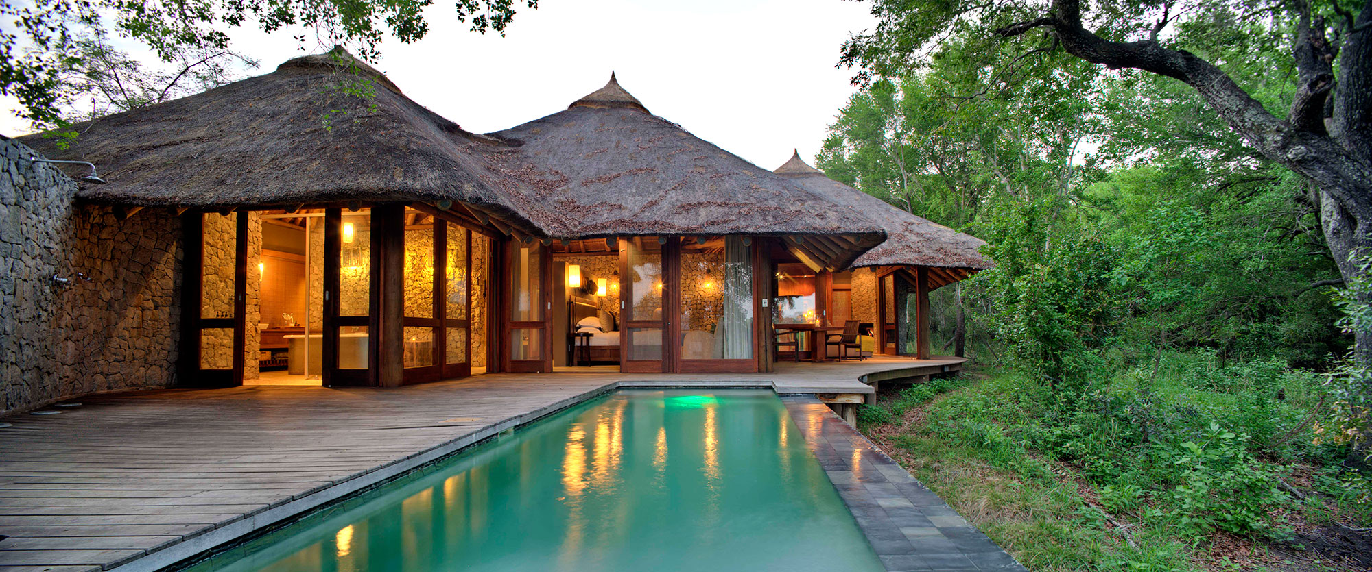 South Africa: Luxury Safari and Cape Town Package - 5-Star Kruger Safari Lodge