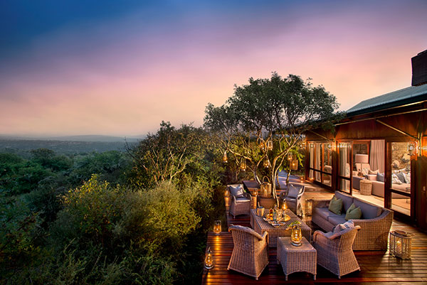 Best Safari Lodges in Africa - Kwandwe Ecca Lodge South Africa