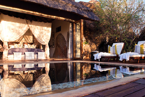 Best Safari Lodges in Africa - Madikwe Hills South Africa