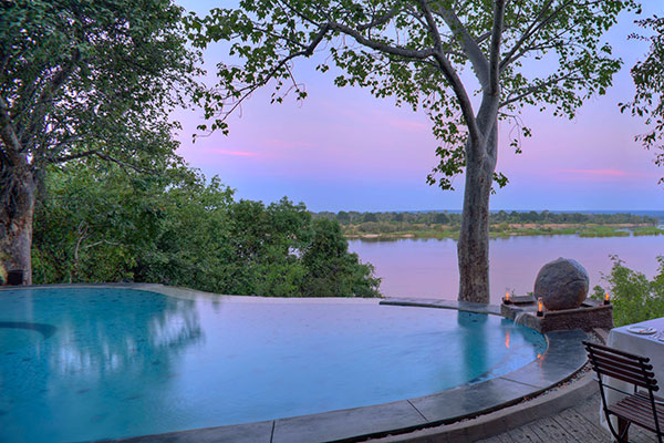The River Club, Victoria Falls, Zambia