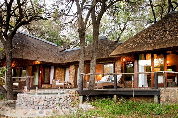 Romantic Safari Lodges - Dulini Lodge, South Africa