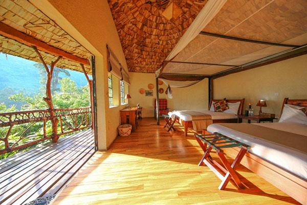 Mahogany Springs Lodge in Uganda - Best Safari Lodges in Africa