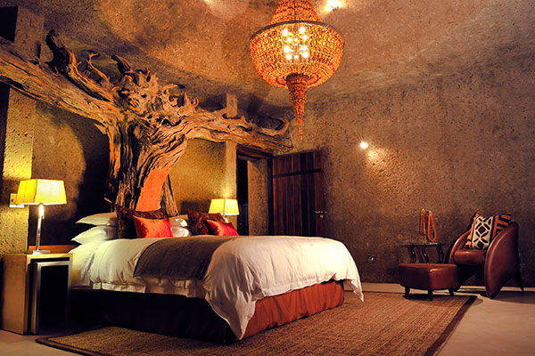 Sabi Sabi Earth Lodge, South Africa - Best Safari Lodges in Africa for Honeymoons