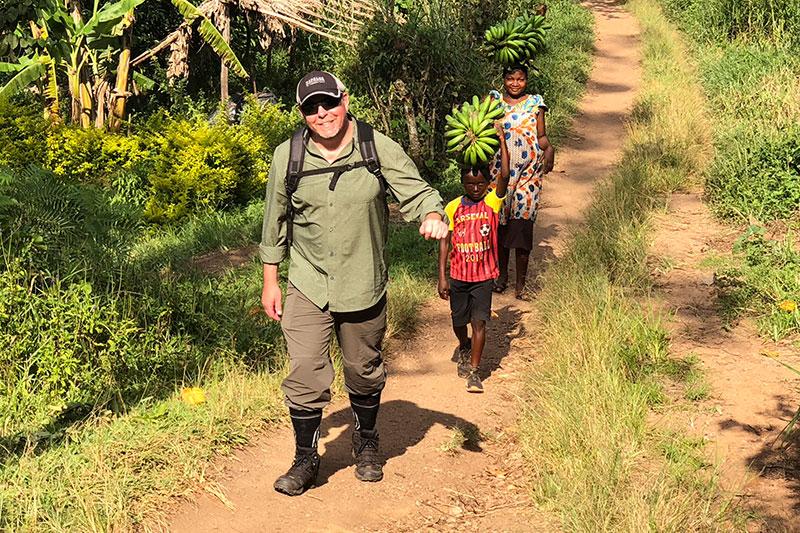 Douglas Herbert - Uganda Gorilla Trekking Safari - African Safari Travel Agency