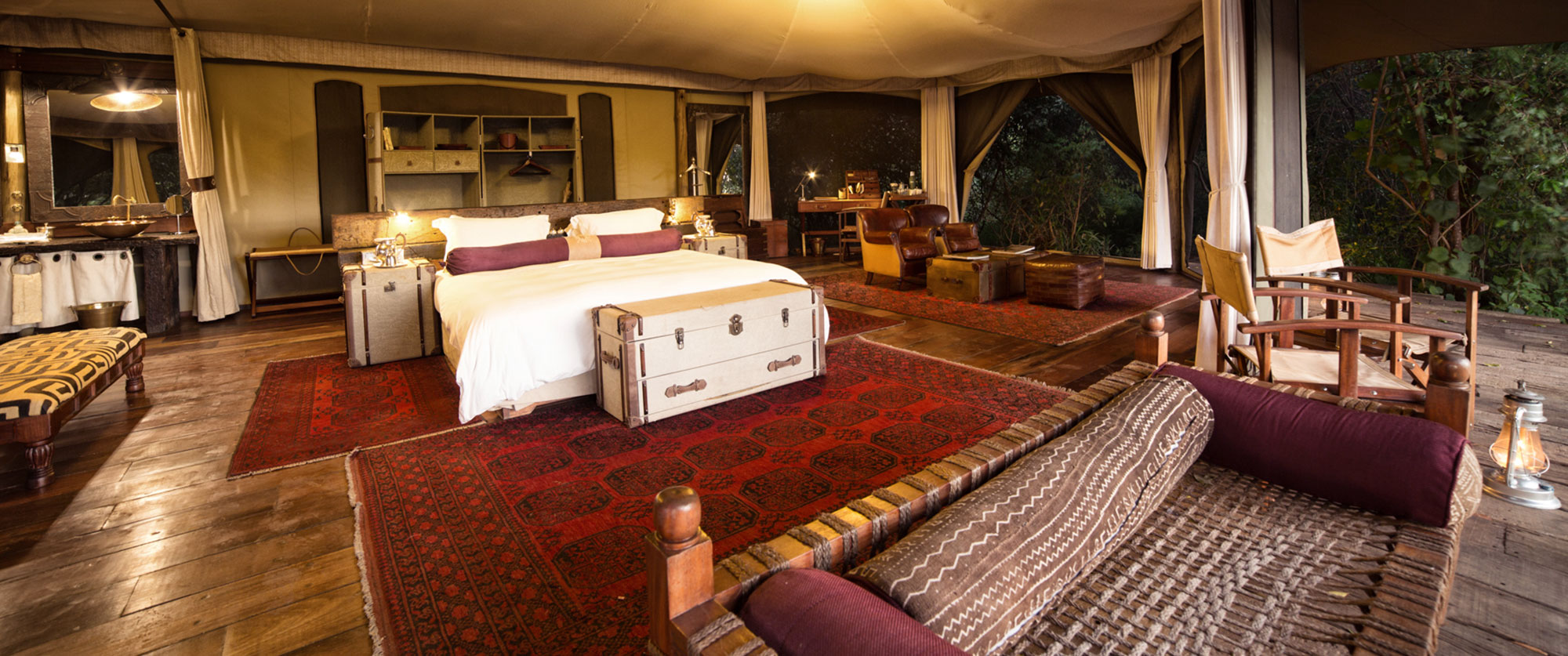 Classic Kenya Luxury Safari Package - Mara Plains Africa