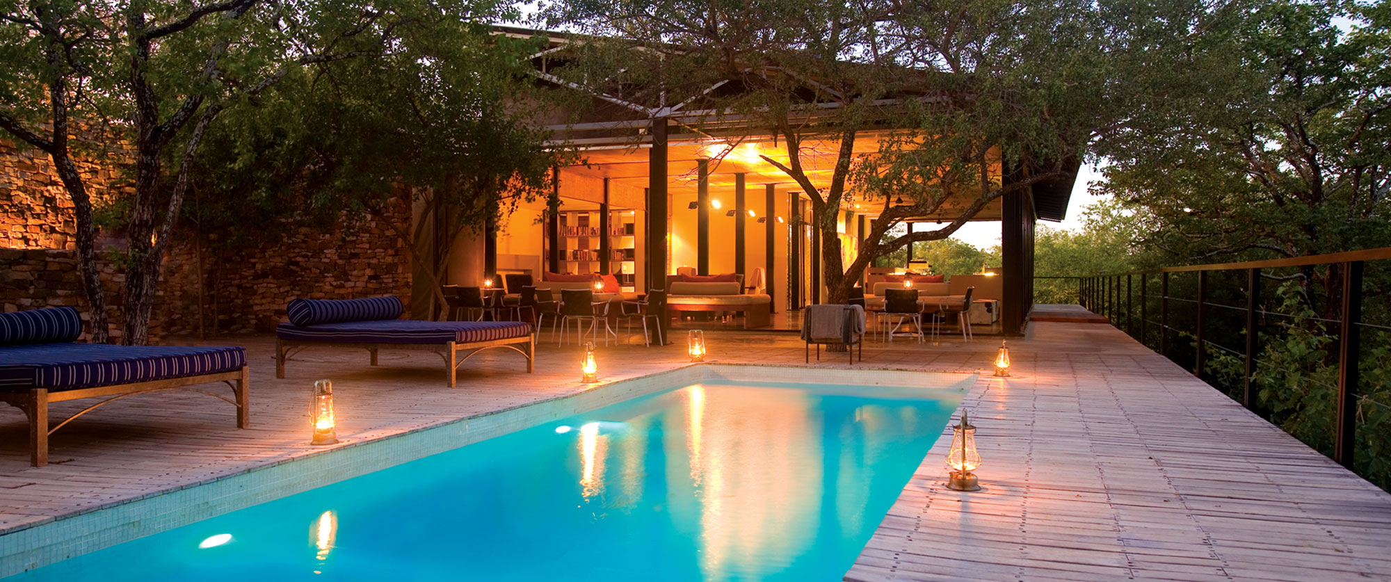 Luxury Safari Kruger National Park - The Outpost Luxury Safari Lodge