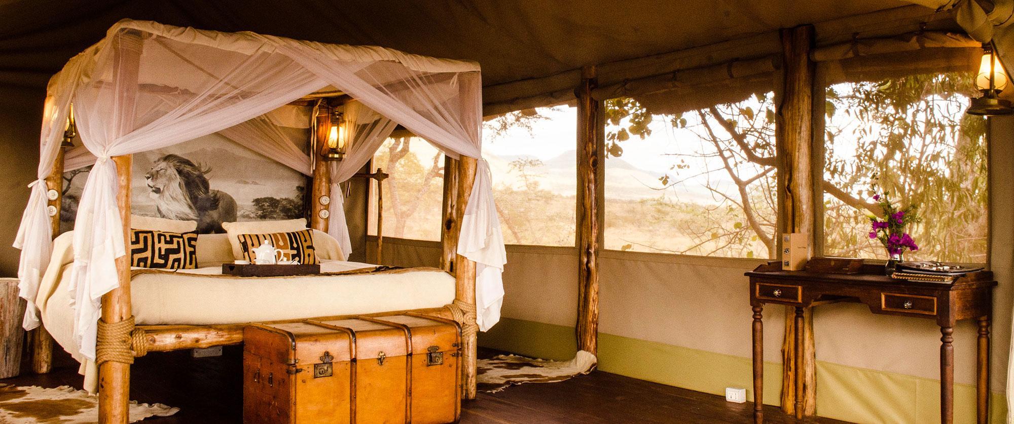 Wildlife Safari in Kenya - Campi ya Kanzi