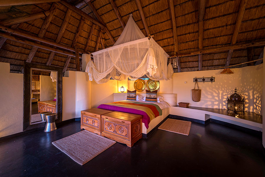 Africa Travel - Africa Safari Camps - Kapamba Bushcamp, Zambia