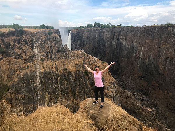 Visit Victoria Falls - Devils Pool - Trip to Africa