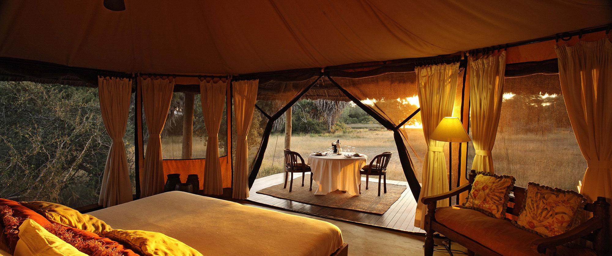 Siwandu Safari Camp Tanzania - Free Nights at Luxury Tanzania Safari Camps