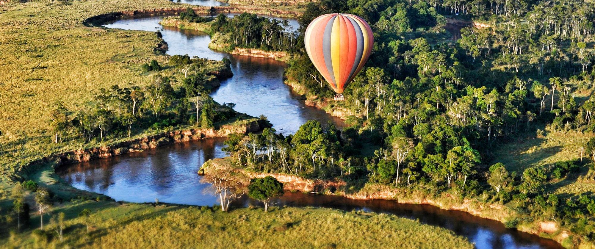 Luxury Kenya Safari - Great Migration - Maasai Mara Wildlife Safaris - Serian The Original