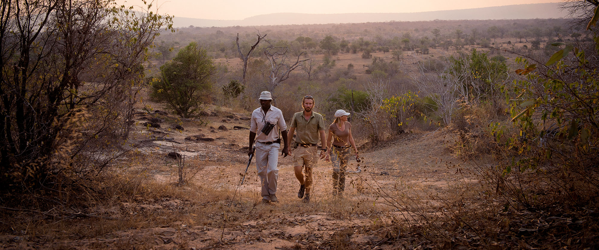 Tanzania Travel Packages - Walking Safaris at Sand Rivers Selous Lodge, Selous Game Reserve