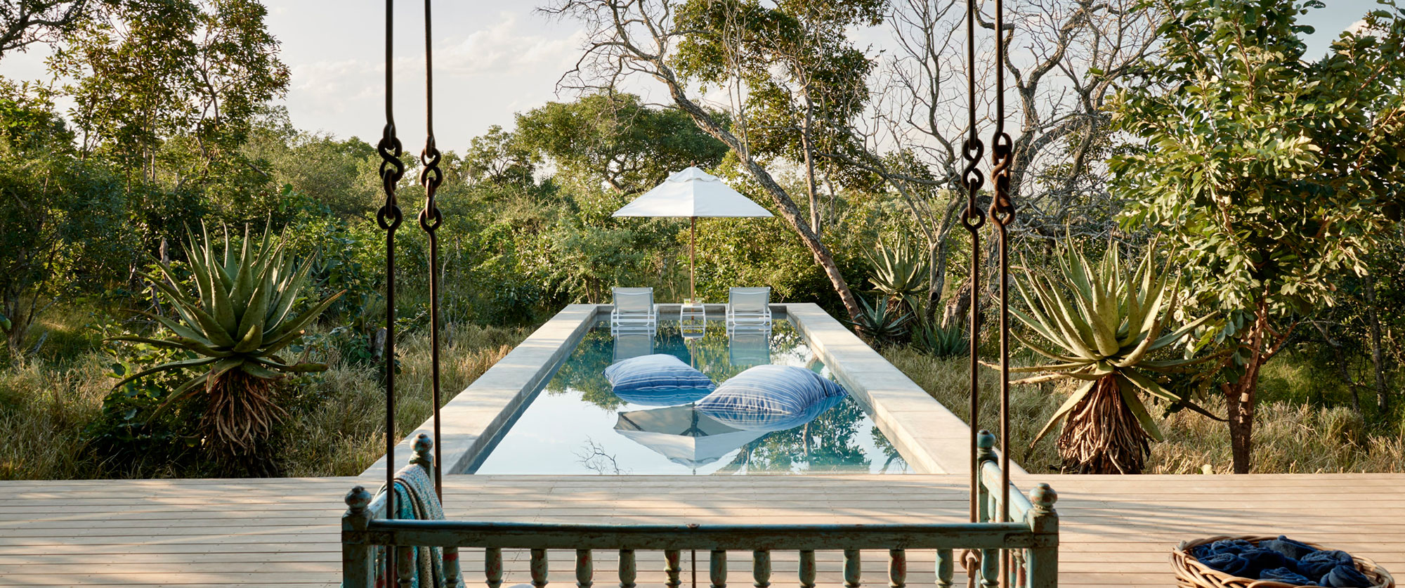 South Africa luxury travel packages - Safari at The Farmhouse at Royale Malewane
