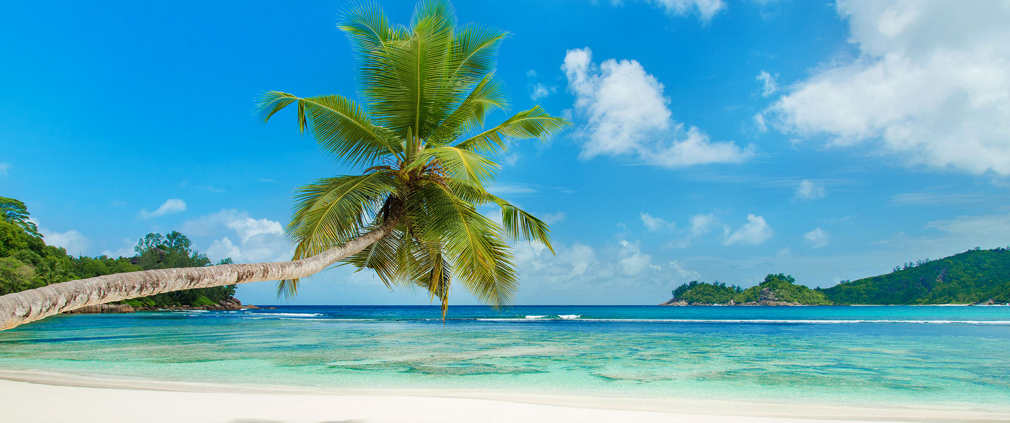 Seychelles Beach - Male Island