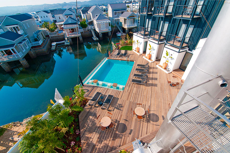 Turbine Hotel, Knysna - South Africa Garden Route