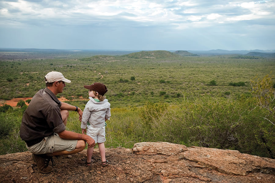 Family travel packages South Africa - Madikwe safari