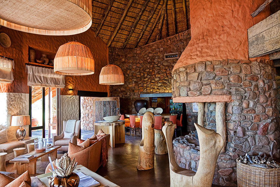 South Africa safari lodges - Tswalu Motse
