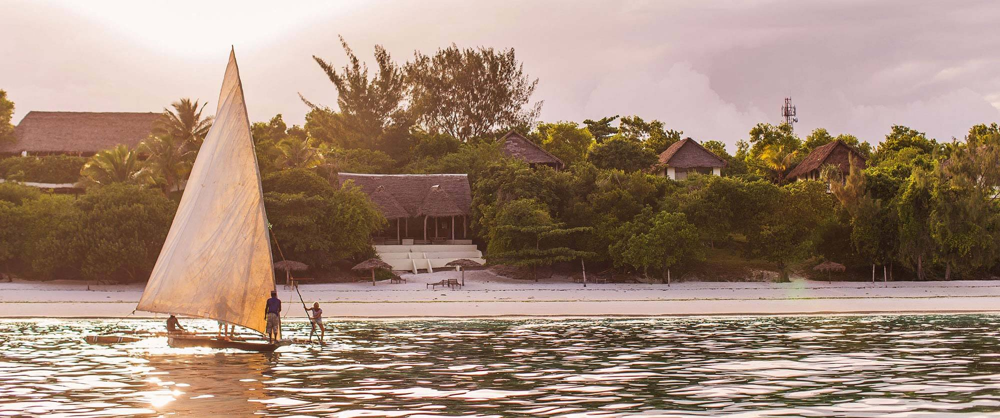 Manta Resort Pemba Island - Sunset Cruise