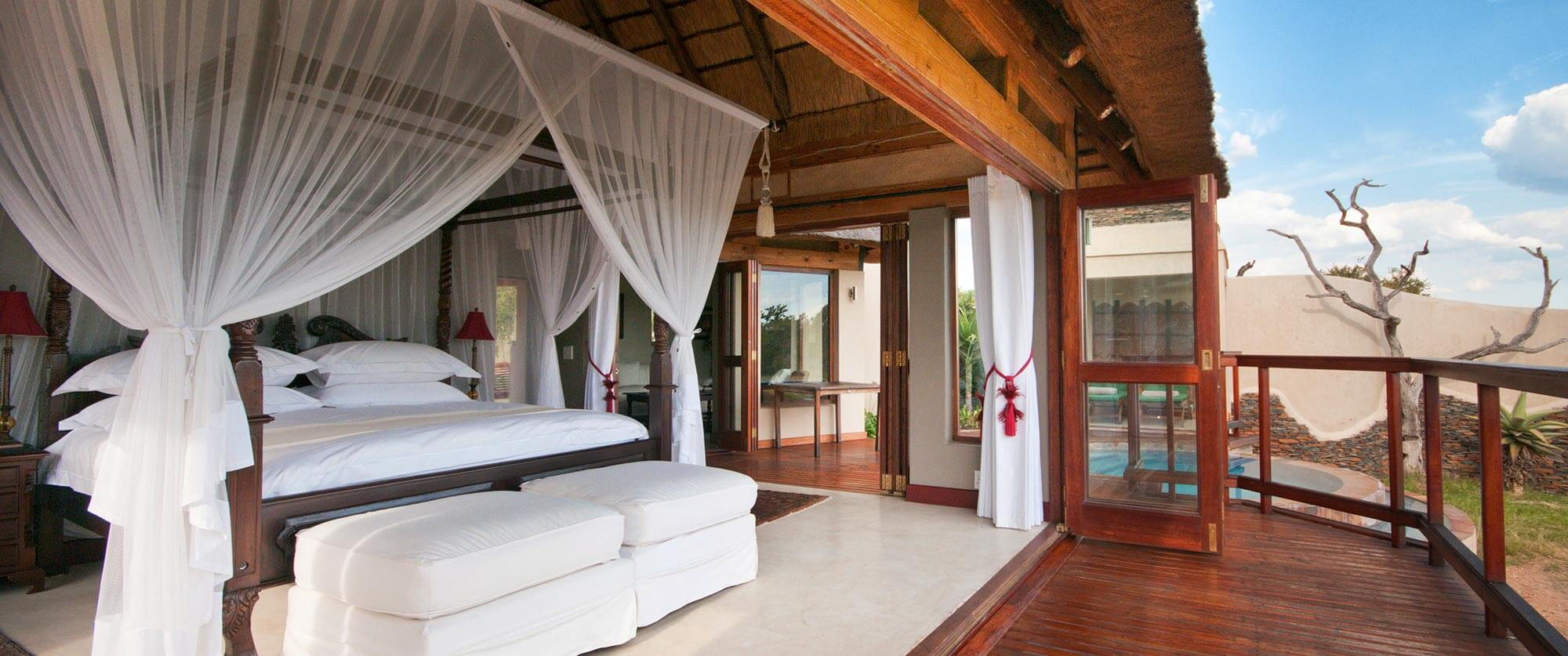 Suite Interior - Jamala Madikwe Lodge - African Family Safari
