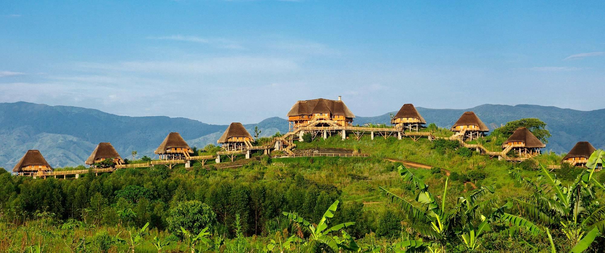Kyaninga Lodge Uganda - Kibale National Park - Uganda and Rwanda Gorilla Trekking Tour