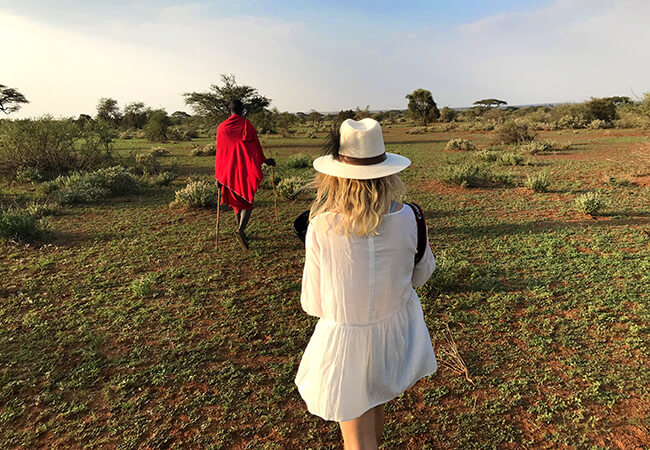 What to Wear on in Africa - Cute Sunhat