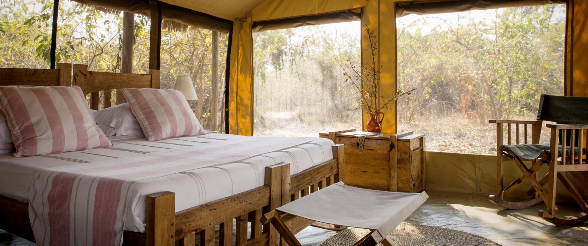 Tent at Kigelia Ruaha - Ruaha National Park Safaris - Remote Tanzania Safari Adventure