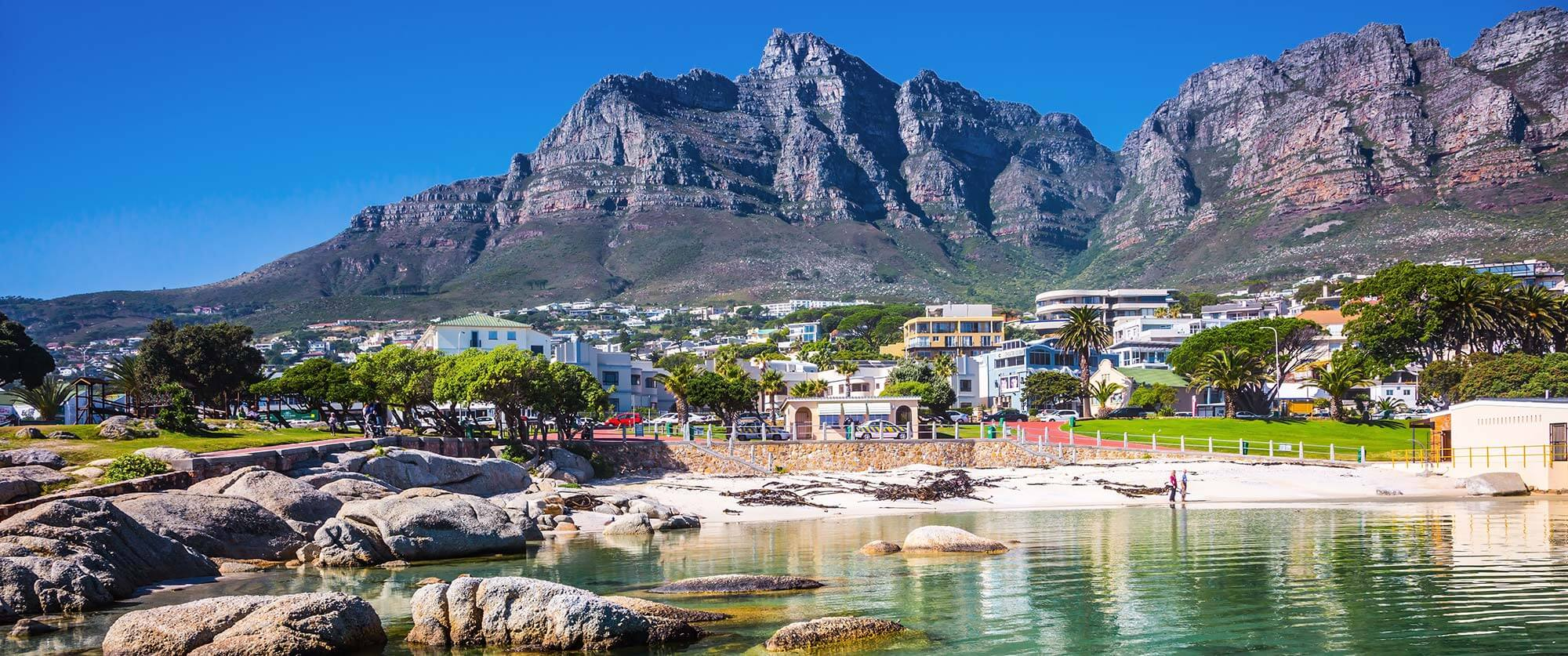 Private Cape Town and Table Mountain Tour - South Africa and Victoria Falls Package: Ultimate Luxury Adventure