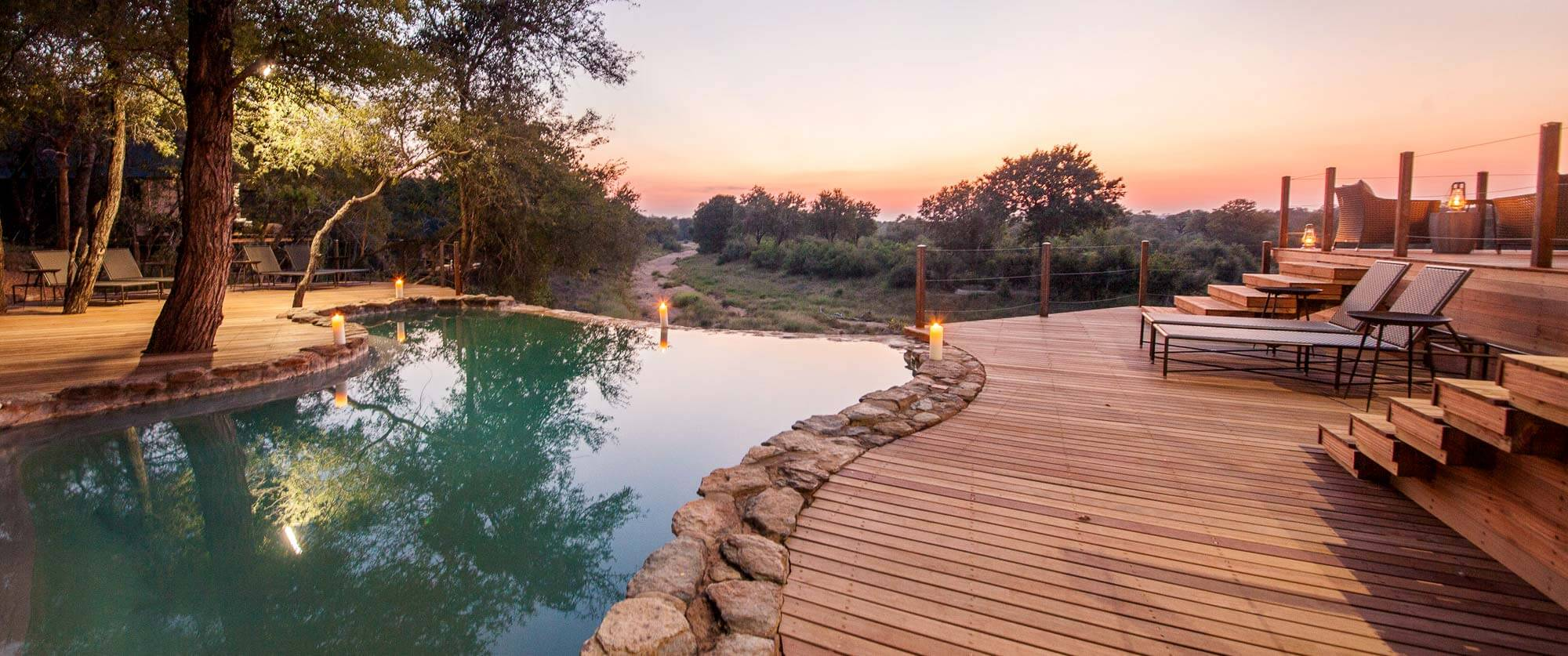 Garonga Safari Camp - Kruger Safari, City, and Winelands Vacation