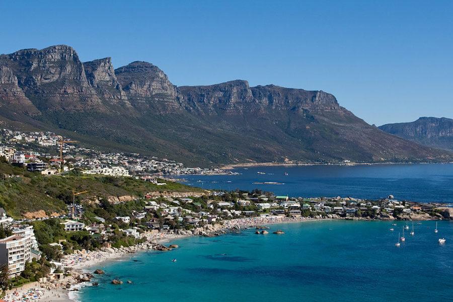 Cape Town - Twelve Apostles - South Africa Honeymoon: Luxury Highlights Tour