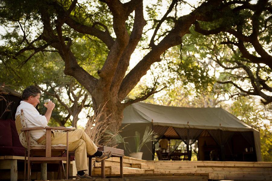Tented Camp in Katavi - Katavi Tanzania - Chada Katavi