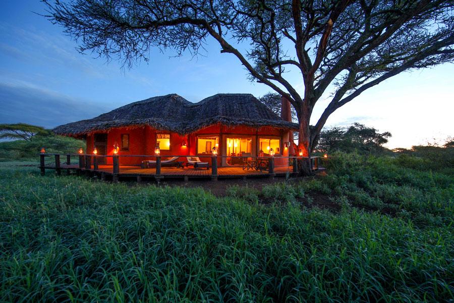 Amboseli Safari - Amboseli Kenya - Tawi Lodge