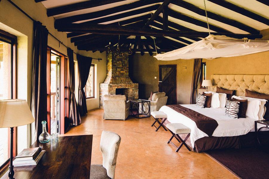 Hotel Room - Nairobi Kenya- Emakoko Lodge
