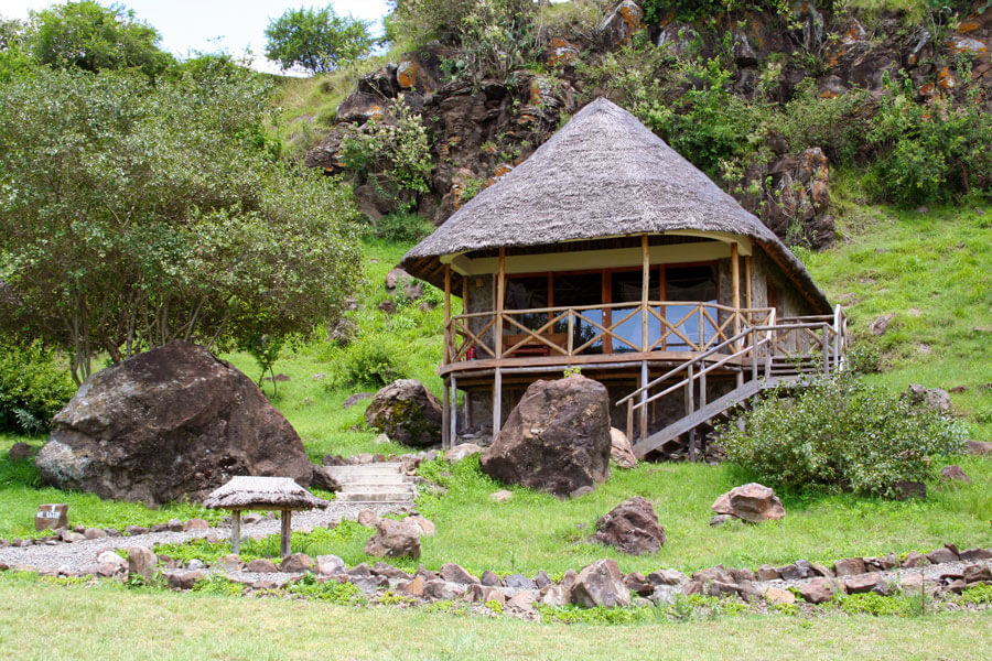 Safari chalet in Great Rift Valley - Great Rift Valley Kenya - Sunbird Lodge