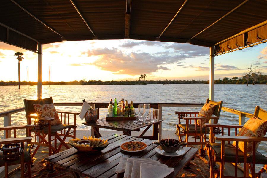 River Cruise - Selous Tanzania - Siwandu Camp