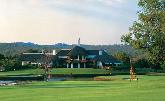 Leopard Creek Golf Course, South Africa