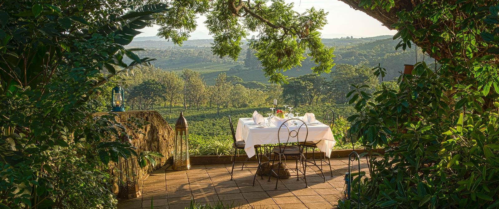 Gibb's Farm Ngorongoro Crater Lake Manyara - Tanzania Highlights: Tarangire, Ngorongoro, and Serengeti Safari