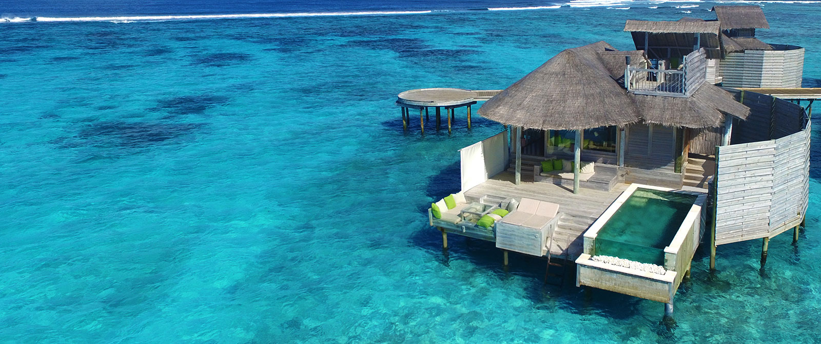 Six Senses Laamu Villa - Trip to Maldives: Overwater Villa Vacation