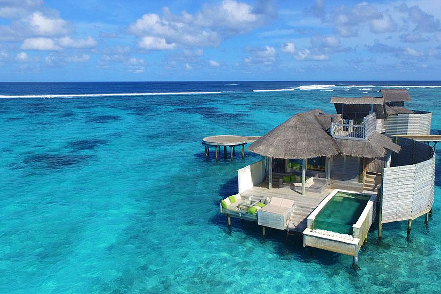 Six Senses Laamu Villa - Trip to Maldives: Overwater Villa Vacation