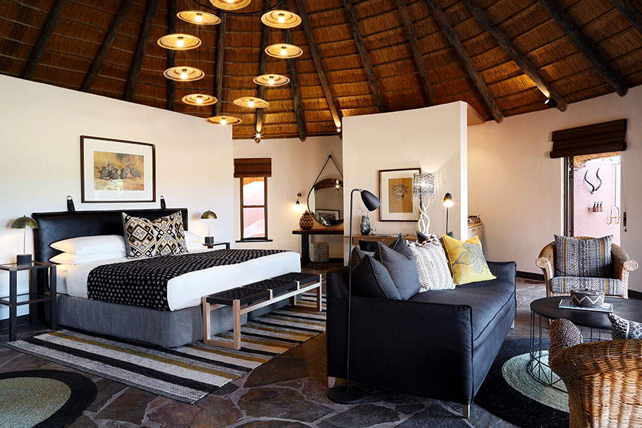 Buffalo Suite at MalaMala Camp, South Africa