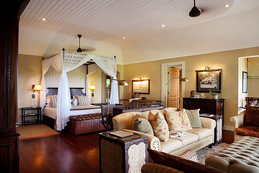 MalaMala Rattrays Camp - Suite Interior